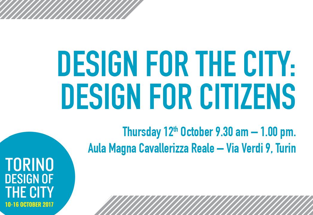 WDO design city citizens torino